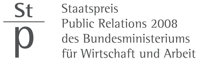 Staatspreis Public Relations 2008